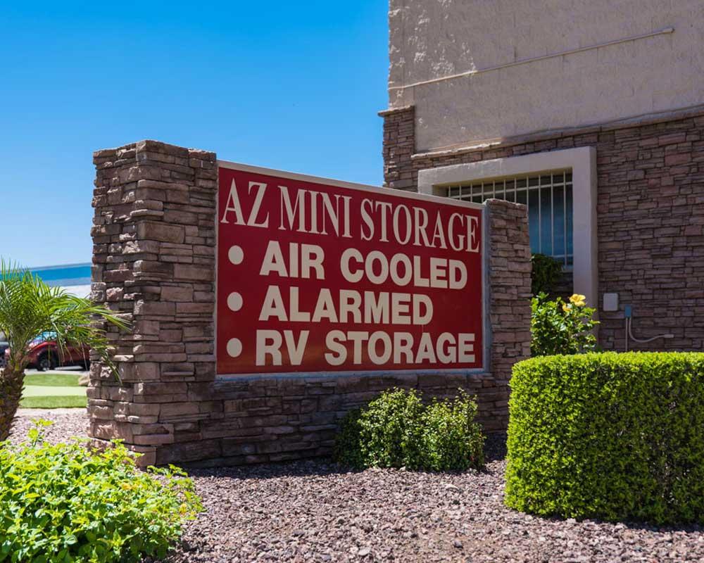 Phoenix Arizona Storage Centers