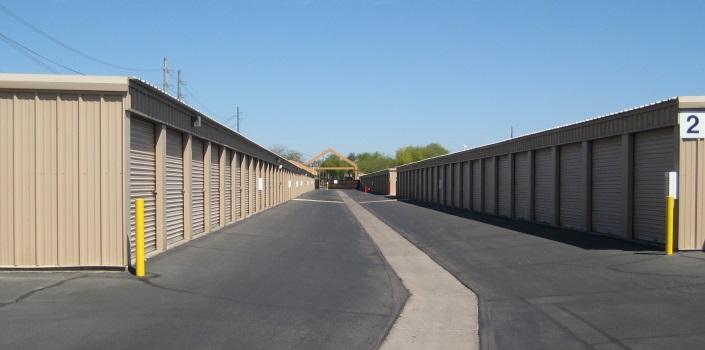 Chandler Arizona Storage Centers