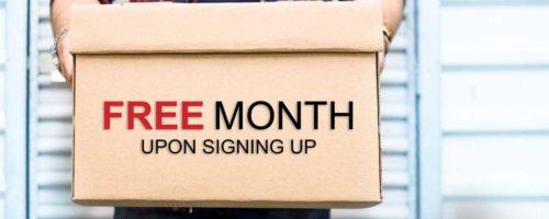free-month-promo