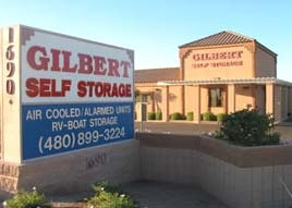 Gilbert Arizona Storage Centers