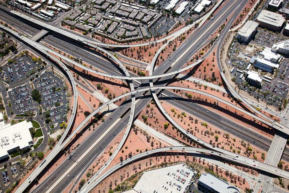 arizona highway traffic system