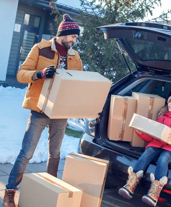 Why Moving Over the Holidays May Be the Best Time