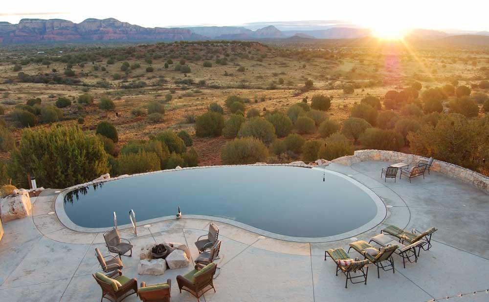 arizona is a popular destination spot